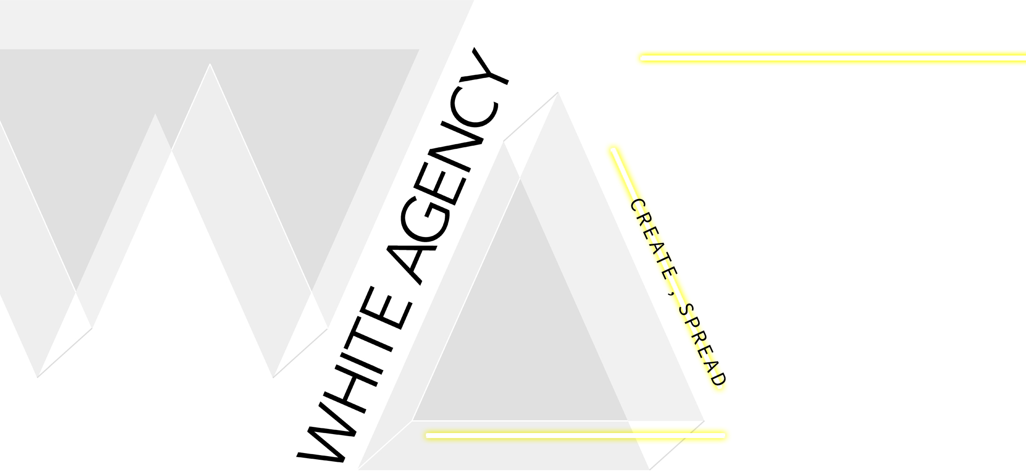 WHITE AGENCY Inc. CREATE SPREAD